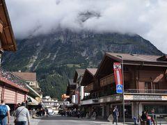 2017年9月 スイス・フランスの旅 スイス編② グリンデルワルト