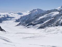 2017年9月 スイス・フランスの旅 スイス編③ ユングフラウヨッホ