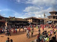 【震災後2年】ネパール一人旅 旅行記⑦ 美しき古都バクタプル