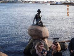 スエーデン の ストックホルム から夜行列車で、マルメへ。 デンマーク コペンハーゲンの街を散策。ヘルシンガーのクロンボー城にて魚釣り。