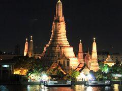 悠久の歴史〜インドシナの遺跡・世界遺産を訪ねる旅 その� 2日目:バンコク三大寺院巡りとカオサンへ