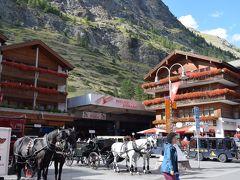 2017年9月 スイス・フランスの旅 スイス編④ ツェルマット