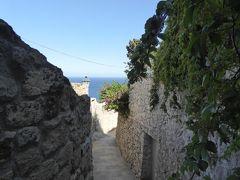 プーリア州優雅な夏バカンス♪ Vol262(第13日) ☆Castro:白い城塞の町「カストロ」美しい旧市街のアドリア海♪
