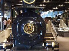 大宮の鉄道博物館で見た弁慶