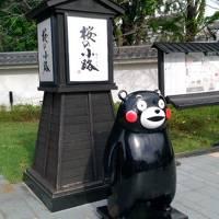 どこかにマイルで偶然、熊本に行ってみた
