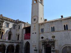 クロアチアメインの旧ユーゴ4ヶ国と最後に少しオーストリア1人旅 その2:ドゥブロヴニク編� アドリア海の真珠ともたたえられる旧市街散策