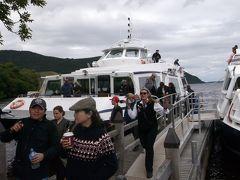アイルランド・スコットランド11日間の旅⑧ ジャコバイトクルーズでネス湖と古城