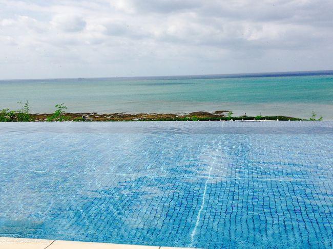 瀬長島よかったぁヾ(・ω・*)ノ ワーイ <br />ウミカジテラスもたのしいし、ホテルも快適。<br /><br />温泉、プール、ごはん、お散歩、お部屋ウダウダ。<br />また来たいな♪