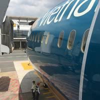ベトナム航空で行くクアラルンプール(1日目) ベトナム航空・マジェスティックホテル クアラルンプール編