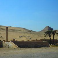 プライベートツアーで巡るエジプト:カイロ街歩記&サッカラ・ダフシュールのピラミッド群を訪れて