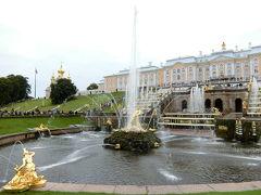 ★個人旅行★ サンクトペテルブルグ→キジ島→モスクワ 4  サンクトペテルブルグ観光