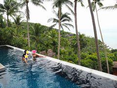 タイ航空ビジネスで帰るサムイ島旅行☆フォーシーズンズリゾートコサムイ宿泊☆最終日