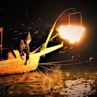 HELLO, AGAIN。2県へ再び、レッツゴー!「岐阜県」長良川鵜飼いと「三重県」 なばなの里のベゴニアガーデンがステキすぎるー♪