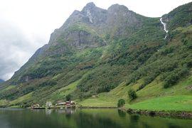 北欧4か国の旅 フィヨルド遊覧 そして、スタイルハイム泊