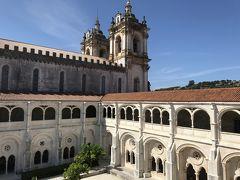 子連れポルトガル(6)静寂に包まれた街<アルコバサ編>