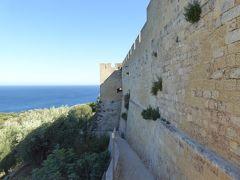 プーリア州優雅な夏バカンス♪ Vol265(第13日) ☆Castro:白い城塞の町「カストロ」カストロ城と展望台からのパノラマ♪