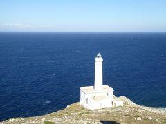 プーリア州優雅な夏バカンス♪ Vol271(第13日) ☆パラシャ岬:イタリア最東端の白い灯台♪