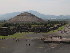 VIVA MEXICO!!  古代文明、遺跡とカリブの楽園・・・テオティワカン編