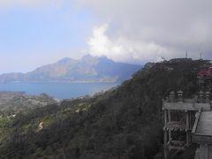 バリ島 山へ