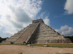 VIVA MEXICO!!  古代文明、遺跡とカリブの楽園・・・チチェン・イッツァ編