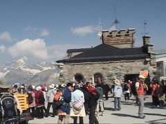 動画 スイス ゴルナーグラート展望台と、ツェルマットからシャモニーへのドライブの一部。
