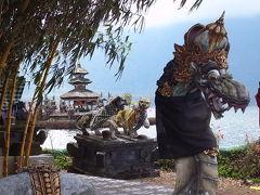 バリ島 寺へ