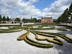 古城街道をゆく!旅の終わりに夏の宮殿シュヴェッツィンゲン城 新緑のドイツ・フランスの旅10-1