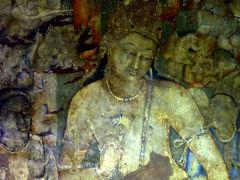 4つの世界遺産を巡る西インド紀行6日間~アジャンタ・エローラ・ムンバイ・エレファンタ島(石窟1・2)