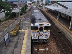 2017年10月北陸トライアングルルートきっぷの旅1(城端線)