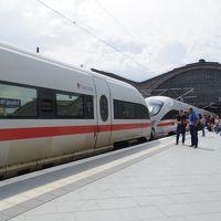 フランス・ベルギー・ドイツ3週間ひとり旅 (NO.18) :7月28日(金) ニュルンベルクからドレスデンへ 一等車で大騒ぎするおばさんたちに閉口した鉄道の旅&ドレスデン歴史地区のおしゃれなホテル