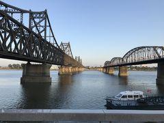 2017.09 北朝鮮国境の町、丹東と北京の旅 1日目