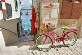 イタリア三都市 + イストラ半島ドライブ #13 : フォトジェニックなロヴィニ