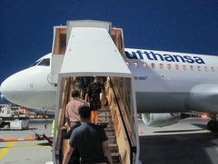 ポーランド旅行記(1)ANA・ルフトハンザビジネスクラスでクラクフへ。