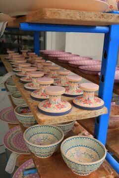 ボレスワヴィエツ陶器工房でお買いもの!かわいいポーランド探訪8日間③の2