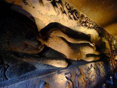 4つの世界遺産を巡る西インド紀行6日間~アジャンタ・エローラ・ムンバイ・エレファンタ島(石窟16.19.26)