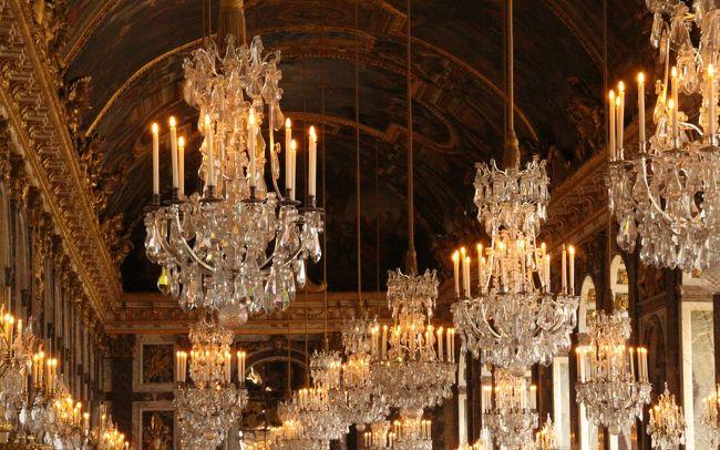 今更ながら憧れの初フランス旅【9】 -- 豪雨のヴェルサイユ宮殿でリベンジを誓う --