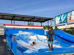 Bali 6日目 9/5 【ウェーブプールサーフィンやってみた!】