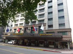 2泊3日 台湾旅行 インペリアルホテル台北