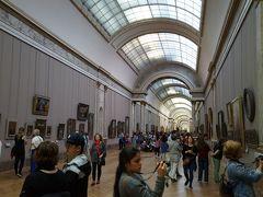 ルーヴル美術館【7】フランス絵画Ⅱロココ、新古典主義(フランソワ・ブーシェ、ジャック=ルイ・ダヴィッド他)