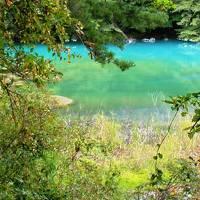 初秋の裏磐梯 神秘的な青のグラデーションに魅せられる五色沼、桧原湖