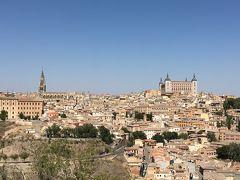 【趣味旅2017】スペインに行ってきました…♪【マドリード&トレド遠足&帰国編】