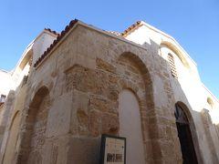 プーリア州優雅な夏バカンス♪ Vol291(第14日) ☆Otranto:オートラントの小さな「サン・ピエトロ教会」を眺めて♪