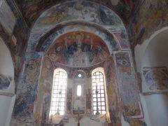 プーリア州優雅な夏バカンス♪ Vol292(第14日) ☆Otranto:オートラントの「サン・ピエトロ教会」美しいビザンチン時代のフレスコ画を眺めて♪