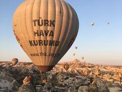 秋を感じるトルコ旅行。〜4〜 カッパドキアで3泊