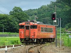 ぶらり山陰、鉄道の旅。その1