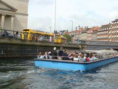 動画 デンマーク コペンハーゲン ニュートー広場近くでボート遊び 3編。