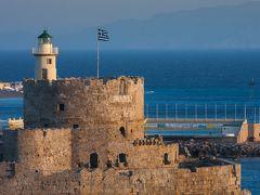 世界の島巡り(ギリシャのロードス島)