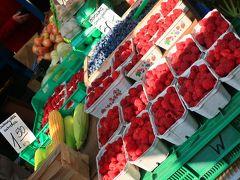 念願の地元市場でショッピング♡クラクフ散策~かわいいポーランド探訪8日間⑤の1