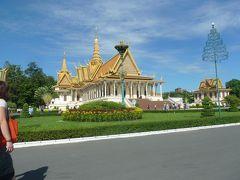ツアーでカンボジア観光(プノンペン編)