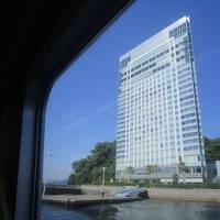 広島グランドプリンスホテルから宮島に行く